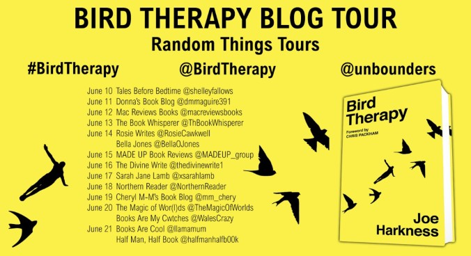 Bird Therapy BT Poster